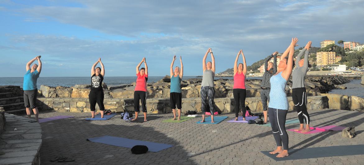 Yoga- och vandringsresor