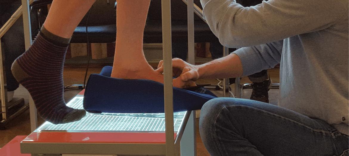 Ortopediska inläggsulor